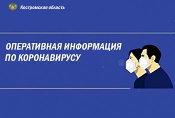В Костромской области врачи вылечили 1199 заболевших коронавирусной инфекцией